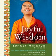 Joyful Wisdom - Audiobook