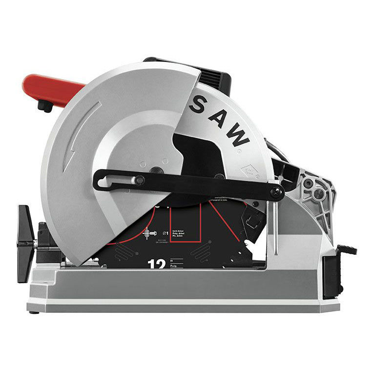 Factory-Reconditioned SKILSAW SPT62MTC-01R 12 in. Dry Cut Saw (Refurbished)