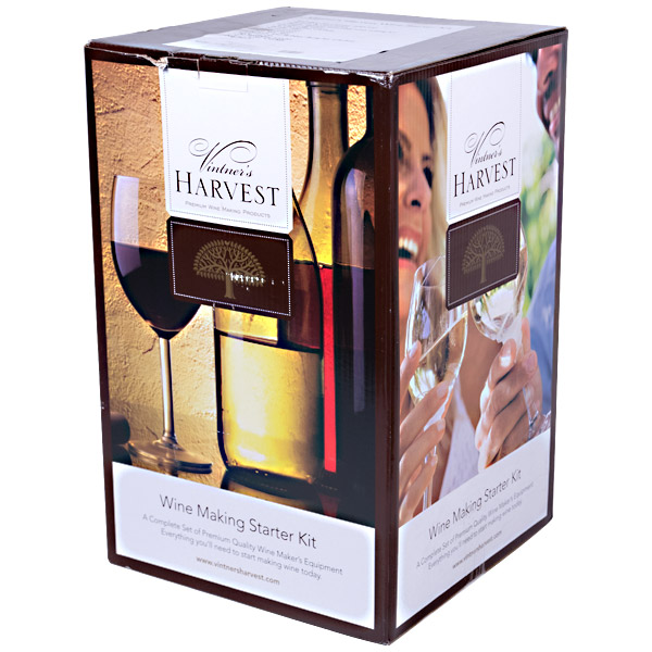 Vinter's Harvest Wine Making Kit