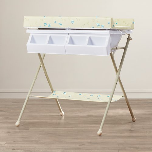 Baby Diego Bathinette Foldable Bathtub and Changer Combo by Baby Diego