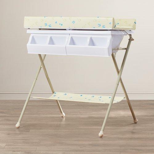 BabyDiego Bathinette Foldable Bathtub and Changer Combo