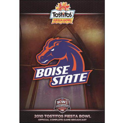 2010 Tostitos Fiesta Bowl: TCU Vs. Boise State