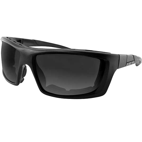Bobster Trident Polarized Convertible/Interchangeable Black
