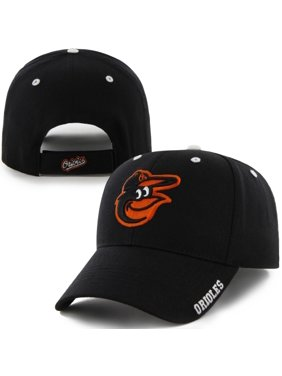 Product Image Baltimore Orioles  47 Brand Frost Structured Adjustable Hat -  Black - OSFA.   fa444408b215
