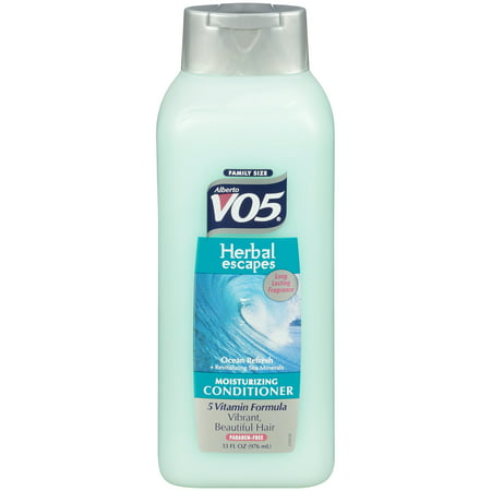 Alberto VO5? Herbal Escapes Ocean Refresh Moisturizing Conditioner + Revitalizing Sea Minerals 33 fl. oz. Squeeze Bottle