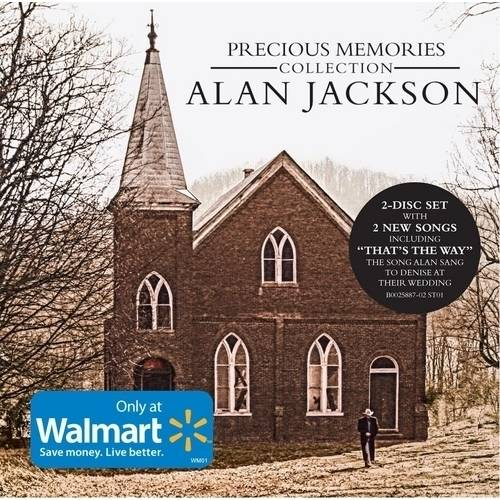 Precious Memories Collection (2CD) (Walmart Exclusive)