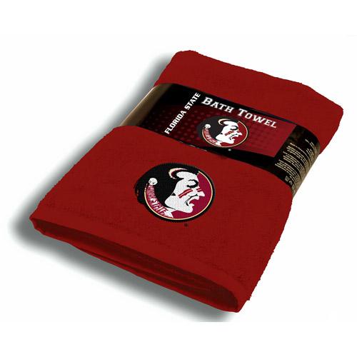 NCAA Florida State Seminoles Bath Towel