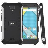 "Plum Gator 4 - Rugged Phone 4G GSM Water Shock Proof IP68 Certified Military Grade 5"" Display ATT Tmobile Cricket Metro Net10 Straight Talk Mint"