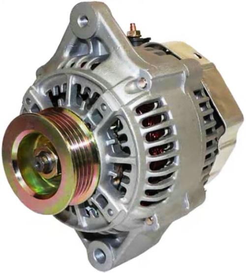 New Alternator Fits Suzuki 2002-2003 Aerio 2.0L 2004-2007 Aerio 2.3L 80 Amps