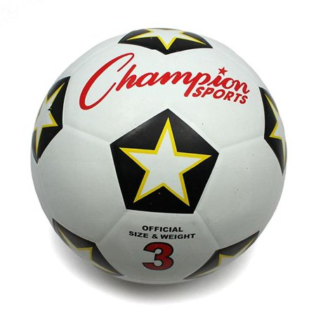 (3 Ea) Champion Soccer Ball No 3 - image 1 of 1