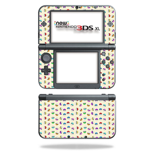 MightySkins Protective Vinyl Skin Decal for New Nintendo 3DS XL (2015) Case wrap cover sticker skins Balling