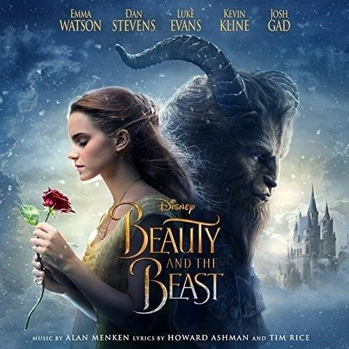 Beauty and the Beast (Original Motion Picture Soundtrack) (CD)