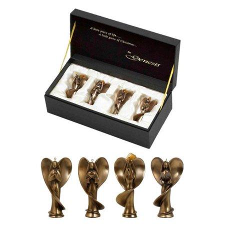 Angel Christmas Tree (Unicorn Studios GN07439Y1 Angels Christmas Tree Ornaments - Set of)