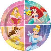 Disney Princess Dream Big Lunch Plates (48)