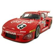 Porsche 935 K3 1981 #43 Bob Akin / Coca-Cola Bob Akin, Paul Miller, Craig Siebert (USA) 1/18 True Scale Miniatures