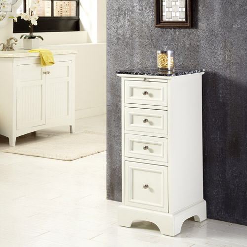 walmart bathroom floor cabinet home styles naples bath cabinet white walmart 21343