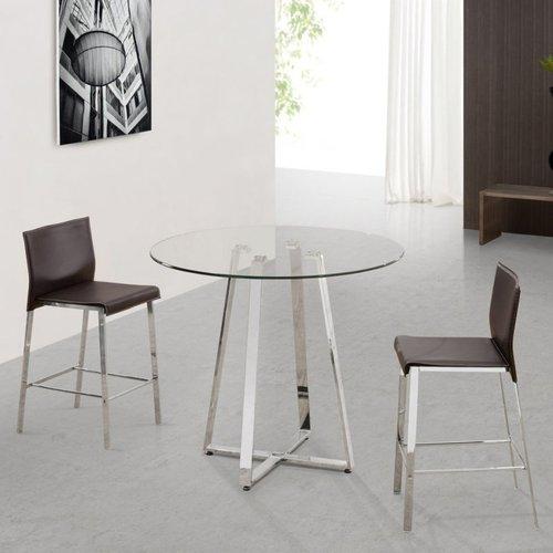 Boxter Counter Chair Black
