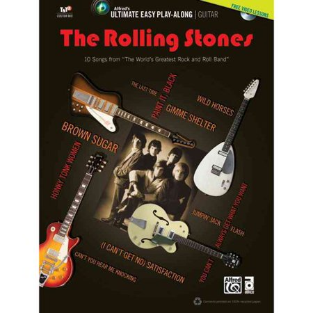 The Rolling Stones: Guitar: 10 Songs from the