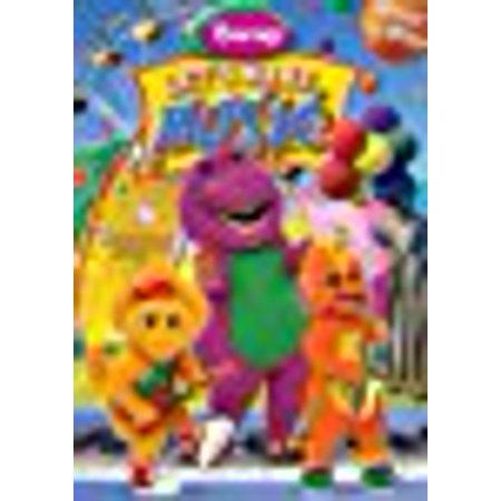 Barney: Let's Make Music - Let's Make Out On Halloween