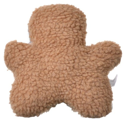 Spot Vermont Fleece Dog Toy - Chew Man 8 Inch Long - (Assorted Colors)