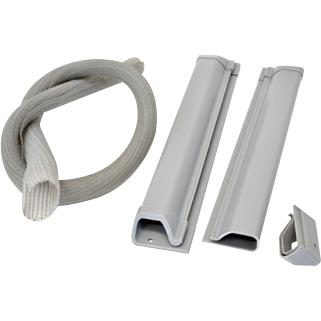 Ergotron - 97-563-057 - Ergotron 97-563-057 Cable Organizer - Cable Organizer - Gray