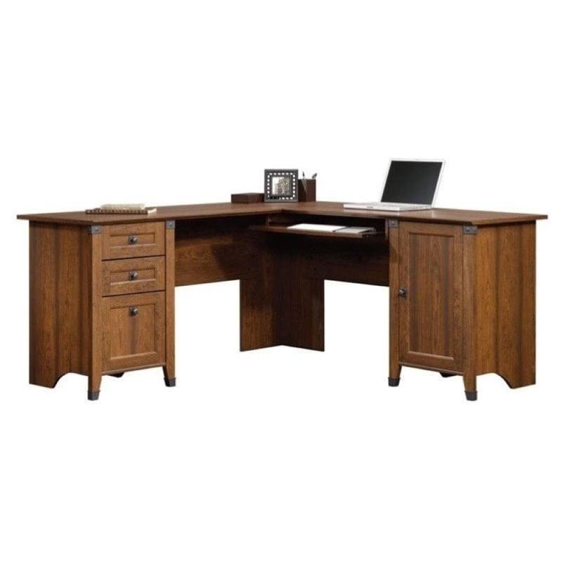 Bowery Hill Desk in Washington Cherry