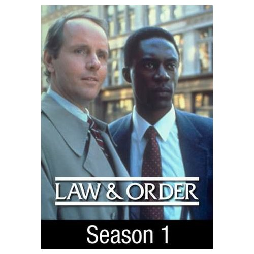 Law and Order: Season 1 (1990)