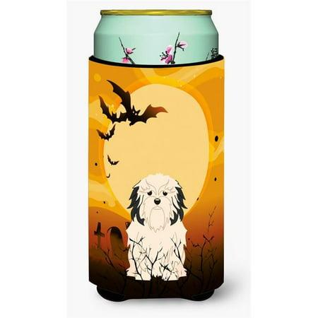 Carolines Treasures BB4285TBC Halloween Lowchen Tall Boy Beverage Insulator Hugger - image 1 de 1