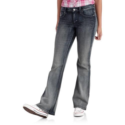 L.E.I. Juniors Sophia Flare Jeans