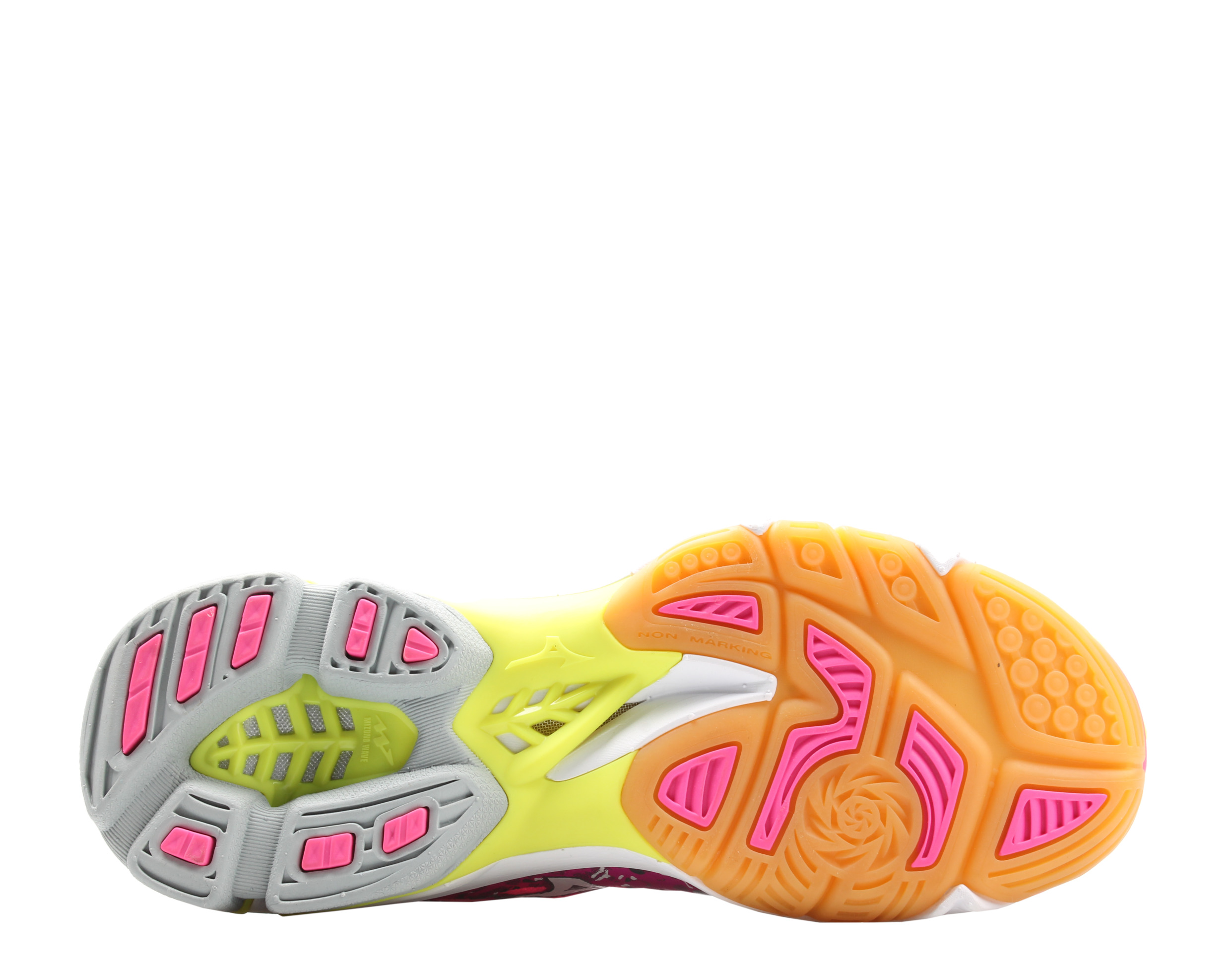 Mizuno Wave Lightning Z4 Pink/White