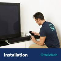 Audiovisual Device Installation & Setup by HelloTech