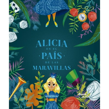 Alicia en el pais de las maravillas - eBook](Alicia Pais Maravillas Halloween)