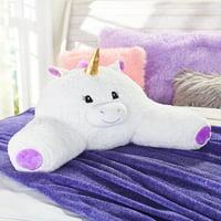 Unicorn Bed Rest Pillow