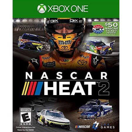 U&I ENTERTAINMENT NASCAR Heat 2 (Xbox One)
