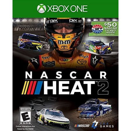 U&I ENTERTAINMENT NASCAR Heat 2 (Xbox One)