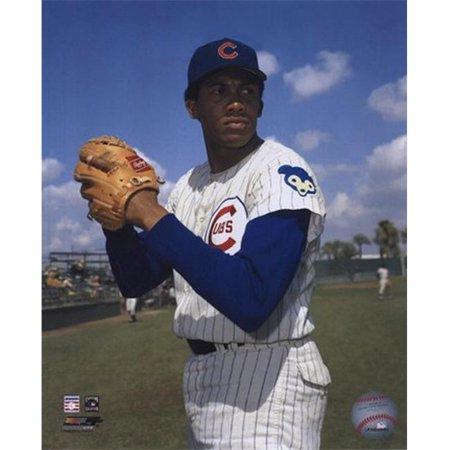 Photofile PFSAAGC03801 Ferguson Jenkins - boule dans la main pos-e Photo Sports - 8 x 10 - image 1 de 1