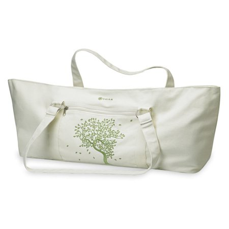 Gaiam Yoga Mat Tote Bag - Tree of Life (Atafa Yoga Mat Bag)