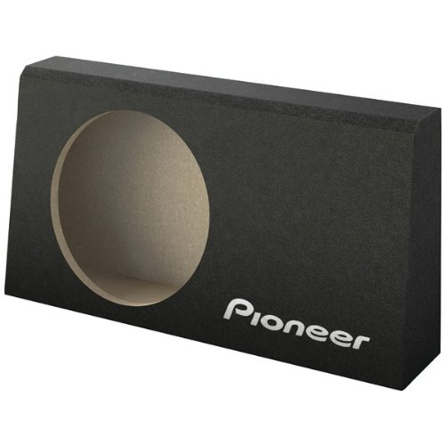 PIONEER PIOUDSW250TB Pioneer 10 Inch Frontfiring Enclosure For The Ts-sw2502s4 Subwoofer