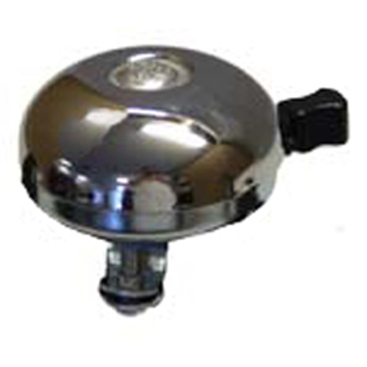 Summit Classic Chrome Ping Bicycle Bell - 301-140