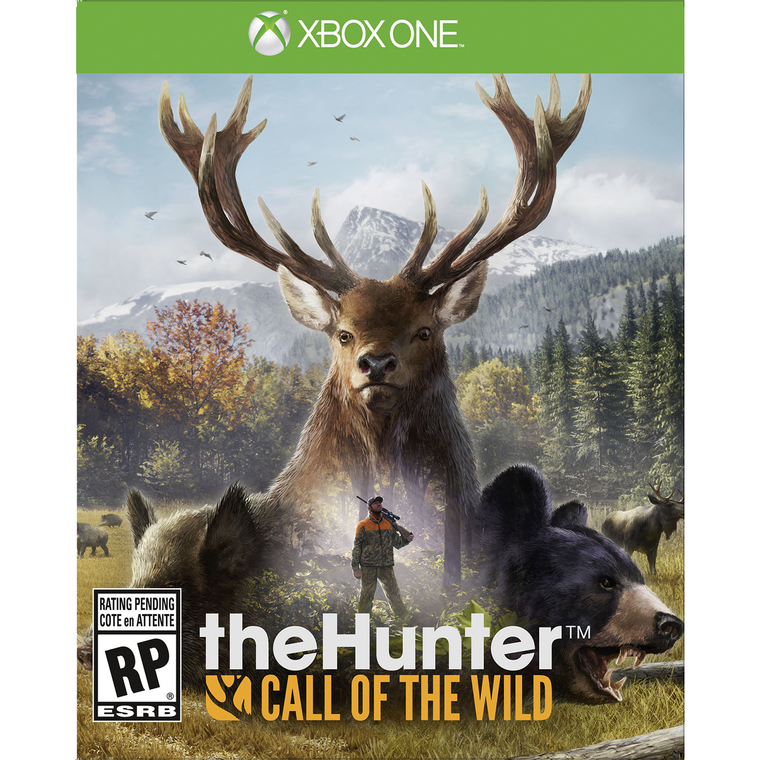 THQ theHunter: Call Of the Wild (Xbox One) - Walmart.com