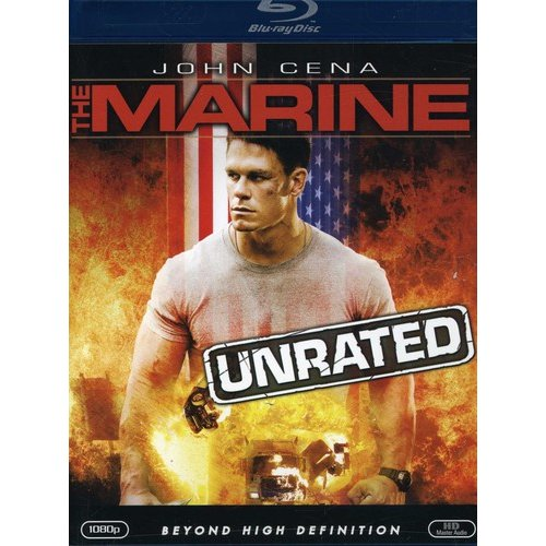 The Marine (Unrated) (Blu-ray) (Widescreen)