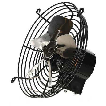 """DAYTON Exhaust Fan,7"""",115V,288 CFM 1HKL2"""