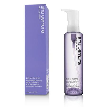 Shu Uemura - Blanc:Chroma Brightening & Polishing Gentle Cleansing Oil -150ml/5oz