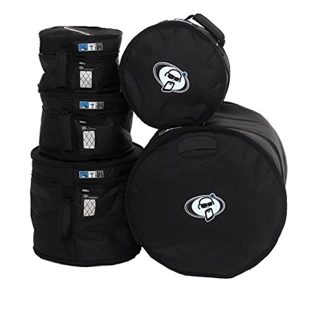 Protection Racket Protection Racket Drum Gig Bag Sets 12x10, 13x11, 16x16, 14x6.5, 22x18 in. (Protection Racket Drum)