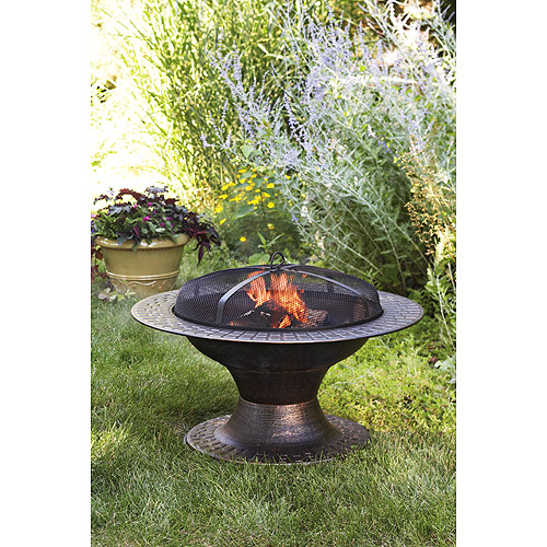 Better Homes and Gardens 32'' Round Fire Pit