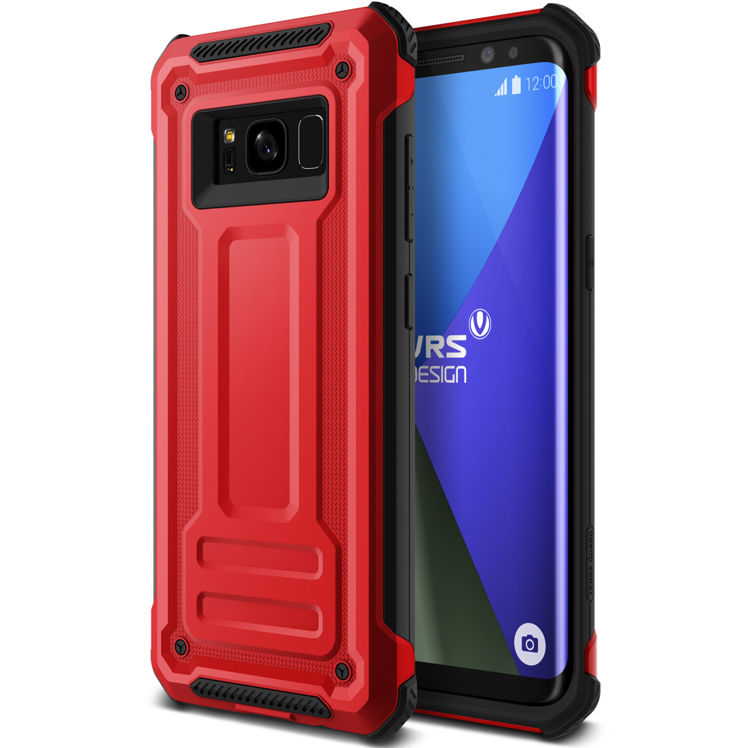 Samsung Galaxy S8 Plus Case Cover   Shockproof Slim Protection   VRS Design Terra Guard for Samsung Galaxy S8 Plus