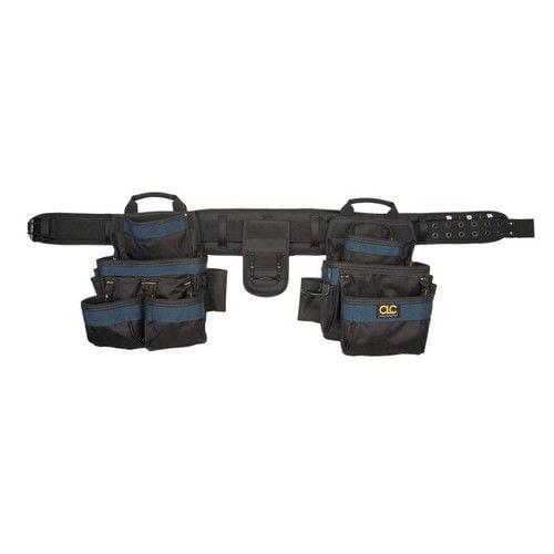 CLC 2605 4-Piece 20-Pocket Framer's Ballistic Combo Tool Belt by Overstock