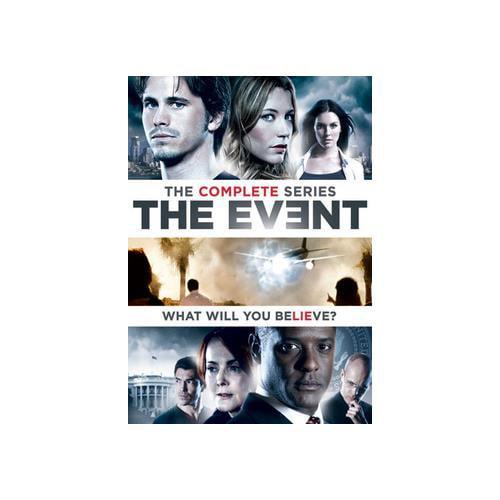 EVENT-COMPLETE SERIES (DVD) (5DISCS)