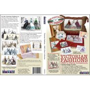 ScrapSMART Victorian Fashions 1860's Collection Clip-Art CD-ROM: 171 Designs for Scrapbook, Craft, Sewing
