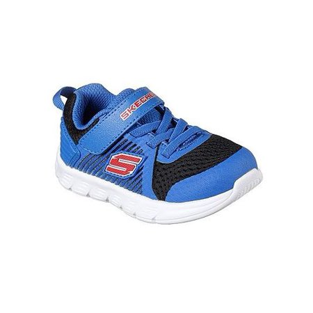Skechers Flex Play Mid Dash Sneaker(Infant/Toddler Boys') -Black/Charcoal Outlet Release Dates Official Site Sale Online Best Place Cheap Price Huge Range Of tY61KLxHE